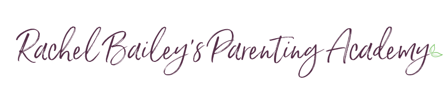 Rachel Bailey Parenting Academy Club